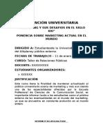 Informe Proyecto Seminario Taller