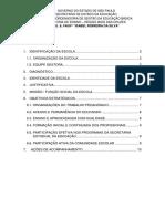Proposta Pedagógica Belinha - 2016
