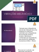 Vibrações Mecânica