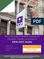 NYU Health Guide