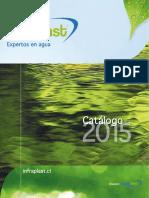 Catálogo Infraplast 2016