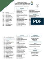 Planejamento Pastoral Paroquial 2016.2