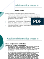 Auditoria Informatica-clases-10 Unidad III