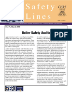 Boiler Safety Audits