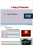 1.1 Rate Of Reaction.ppt