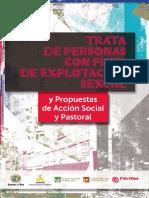 Trata de Personas Con Fines de Explotacion Sexual. Caritas Española, 2010 (1)