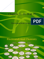 Electroanalytical Chemistry Not Mine