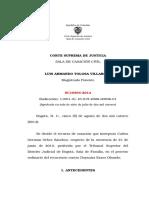 Precedente, Doctrina y Jurisprudencia BV-74-C-5