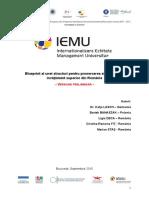 2015_IEMU_Blueprint Al Unei Structuri Pentru Promovarea is Din Romania