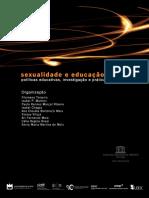 Sexualidade e Educação Sexual - Políticas Educativas, Investigação e Práticas