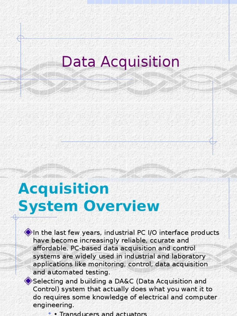 Tutorial Daq Copy Analog To Digital Converter Sampling Signal Hardware Circuit Of Pcbased Data Logger Is Designed Around Processing
