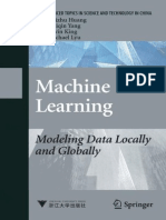 Huang - Machine Learning Modeling Data Locally and Globally - 2008