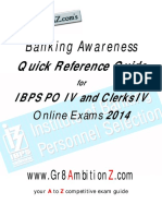Banking Awareness Quick Reference Guide 2014 - Gr8AmbitionZ.pdf