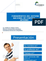 Fundamento Control Interno