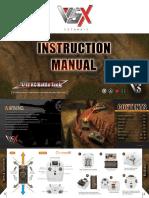 VSX Manual Low