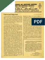 CQ DASD 1940 Heft 011 Und Heft 012