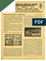 CQ DASD 1941 Heft 009 Und Heft 010