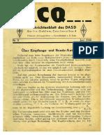Cq Dasd 1943 Heft 006