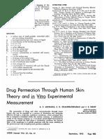 Skin Permeation Study