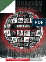 Catalogo Herramientas RIDGID