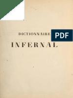 Jacques Collin de Plancy - Dictionnaire Infernal