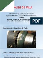 Clase 1 Analisis de Falla