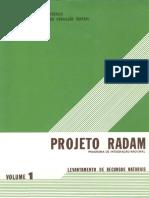 Projeto Radambrasil v.1