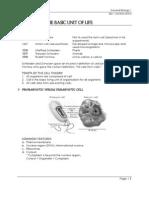Bio1_Unit 3 Lecture