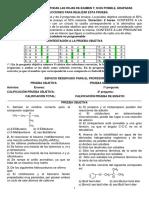 Examen 1- Soluciones 2011