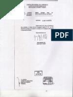 Informe de Contraloría sobre Ministerio de Minería