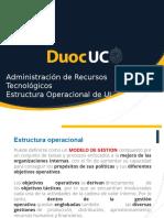 PPT N° 4 Estructura Operacional