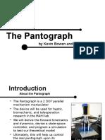 Pantograph Presentation