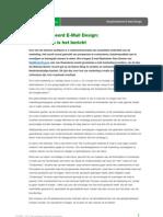 Geoptimaliseerd E-Mail Design