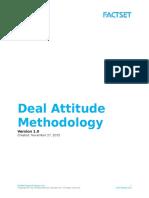 Deal Attitude Methodolgy v1.0