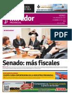 Edición impresa del domingo 02 de septiembre de 2016