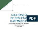 Guia Basica de Regletas Matematicas
