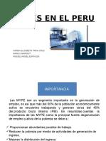 Mypes en El Peru Exposicion