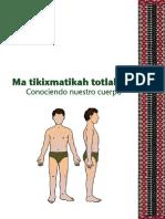 Nuestro Cuerpo-idioma nahuatl