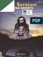 Joe Satriani - Guitar Secrets.pdf