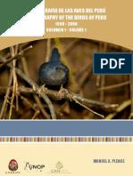 Bibliografia de Las Aves Del Peru Parte i
