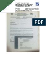 Investigaciòn Bibliografica II