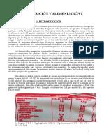 Nutricion y Alimentación2015 Parte 1
