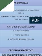 2 Clase de Psicopatología.