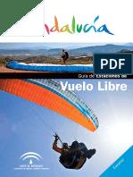 Guia de vuelo libre en andalucia