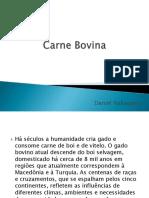 Gastronomia e Preparação de Cardápios - Carnes gastronomia