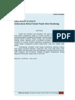 MELAWAN ZAMAN Potret Pande Besi Rembang (1)
