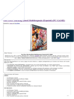 One Piece_ Burning Blood Multilenguaje (Español) (PC-GAME) - IntercambiosVirtuales