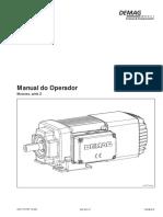 Manual Do Operador – Motores, Série Z