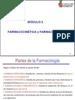 Modulo 2 Farmacocinética