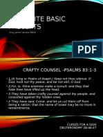 yisraelite basic precepts
